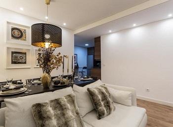 里斯本市中心5居室公寓,仅售50万欧