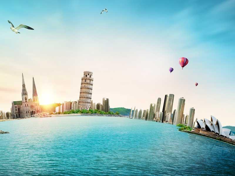 中国投资人注册离岸公司,为什么都选在这个地方?