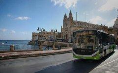 最受歡迎的馬耳他公共交通工具長啥樣?一起來看看!
